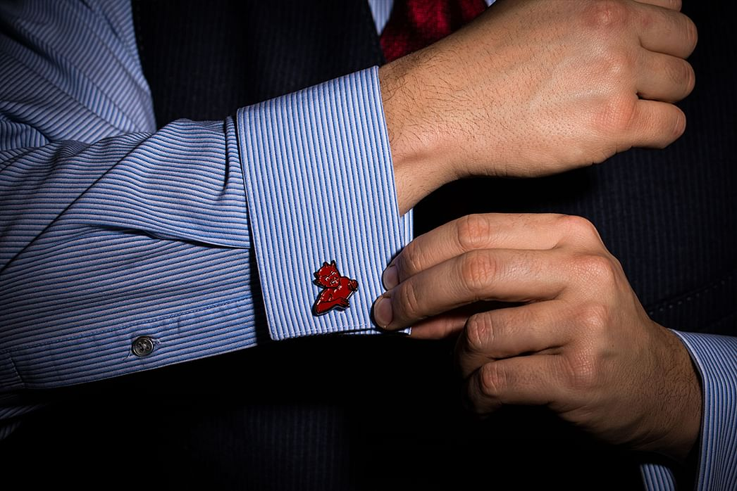 Curtain Call - Cufflinks - magic