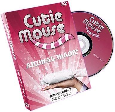 Cutie Mouse - magic
