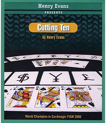 Cutting Ten - magic