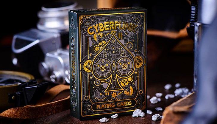 Cyberpunk Gold - magic