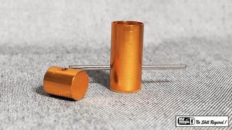 Cylinder Penetration Metal - magic