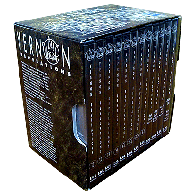 Dai Vernon's Revelations Box Set - magic