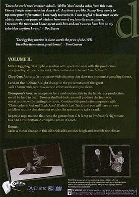 Dan Tong: FINALLY! - 50 Years Of Magic Volume 2