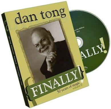 Dan Tong: FINALLY! - 50 Years Of Magic Volume 2 - magic