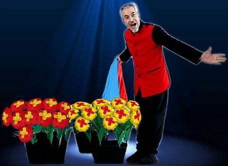 Dance of Flowers - magic