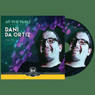 Dani DaOrtiz Live Lecture DVD - magic