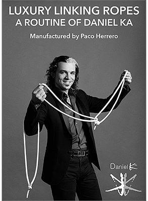 Daniel Ka's Linking Ropes - magic