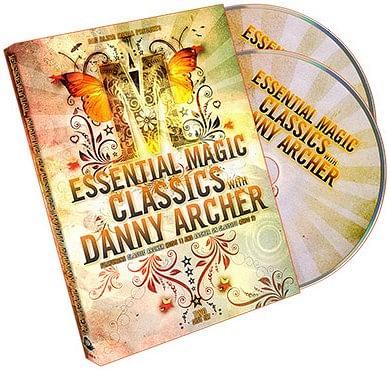 Danny Archer's Essential Magic Classics - magic