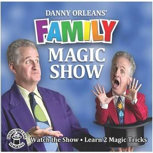 Danny Orleans Family Show - magic