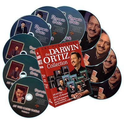 Darwin Ortiz Collection - magic