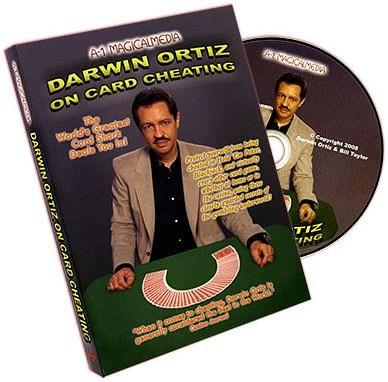 Darwin Ortiz On Card Cheating - magic