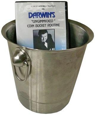 Darwin's Coin Bucket - magic