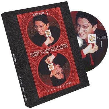 Daryl Card Revelations - Volume 1 - magic