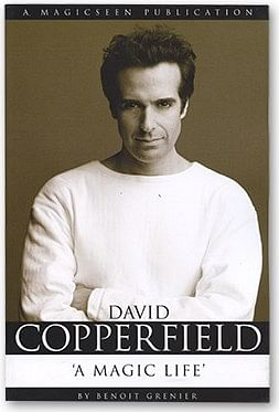 David Copperfield - A Magic Life - magic