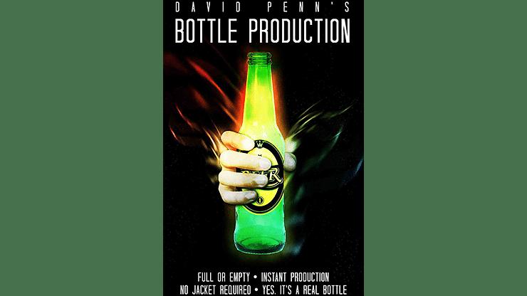 David Penn's Beer Bottle Production - magic