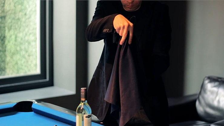 David Penn's Wine Bottle Production