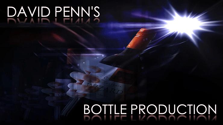 David Penn's Wine Bottle Production - magic