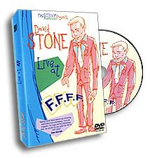 David Stone Live at FFFF - magic