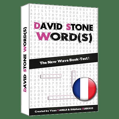 David Stone's Words - magic