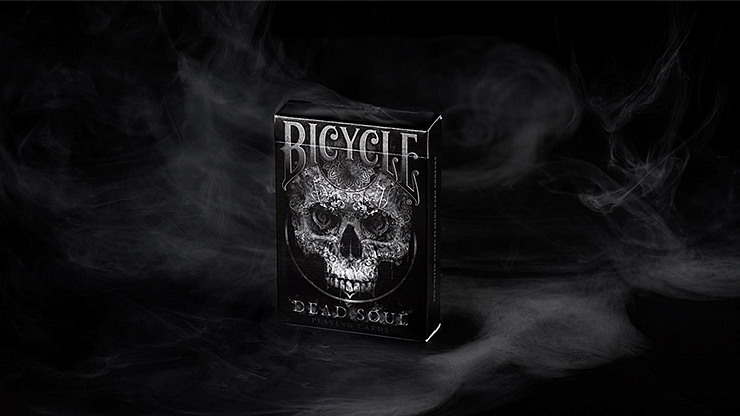 Dead Soul Bicycle Playing Cards - magic