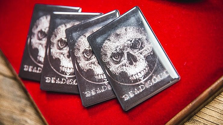 Dead Soul Playing Cards Jelly Cardistry Trainers