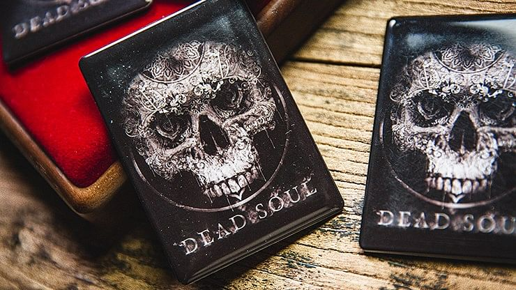 Dead Soul Playing Cards Jelly Cardistry Trainers - magic