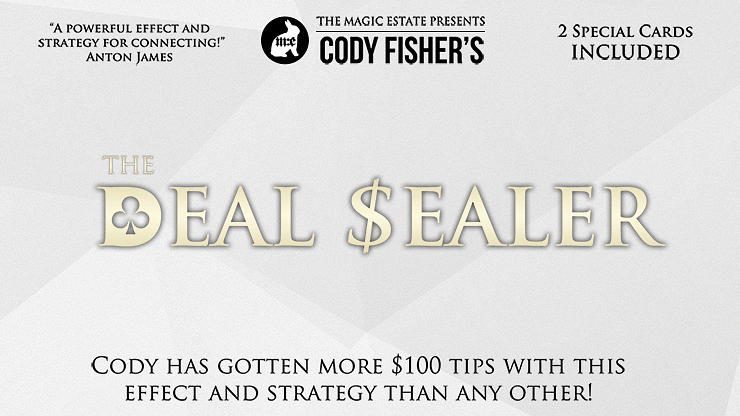 Deal Sealer - magic