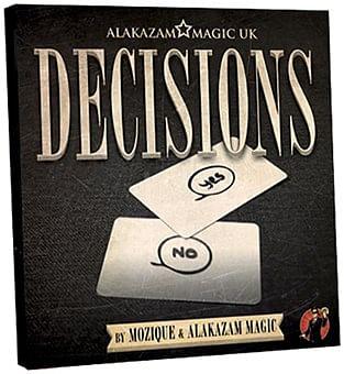 Decisions  - magic