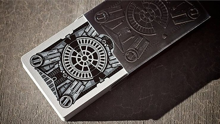 Deck ONE Industrial Edition Playing Cards
