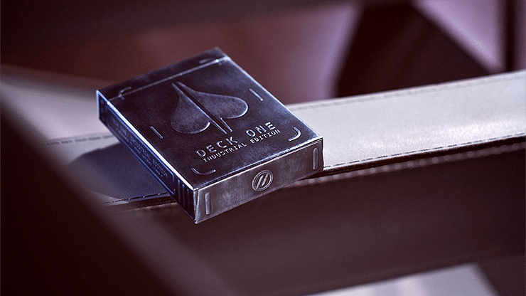 Deck ONE Industrial Edition Playing Cards - magic