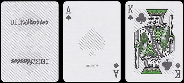 Deckstarter Playing Cards