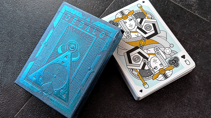 Dedalo Alpha Playing Cards - magic