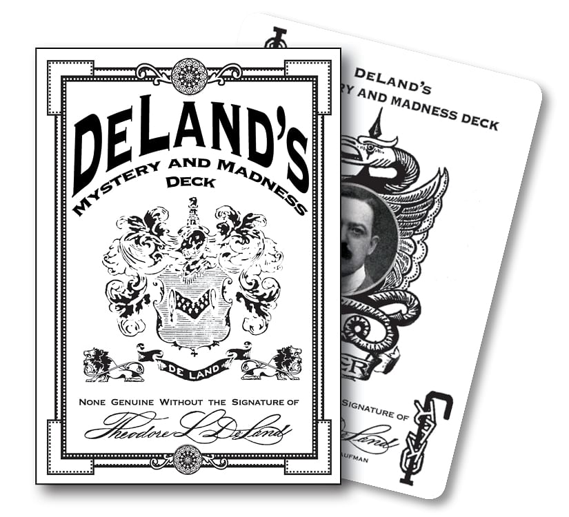 DeLand's Mystery and Madness Deck