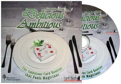 Delicious Ambitious - magic