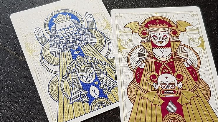 Delirium Ascension Playing Cards