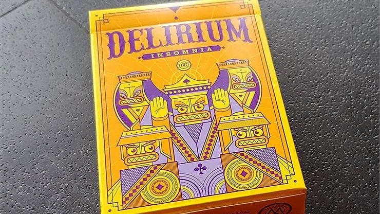 Delirium Insomnia Playing Cards - magic