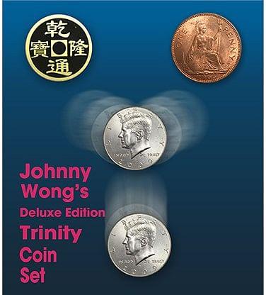 Deluxe Edition Trinity Coin Set - magic