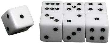 Deluxe Forcing Dice - magic