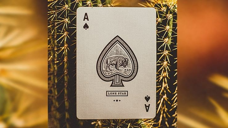 Lone Star Playing Cards