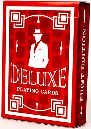Deluxe Playing Cards - magic