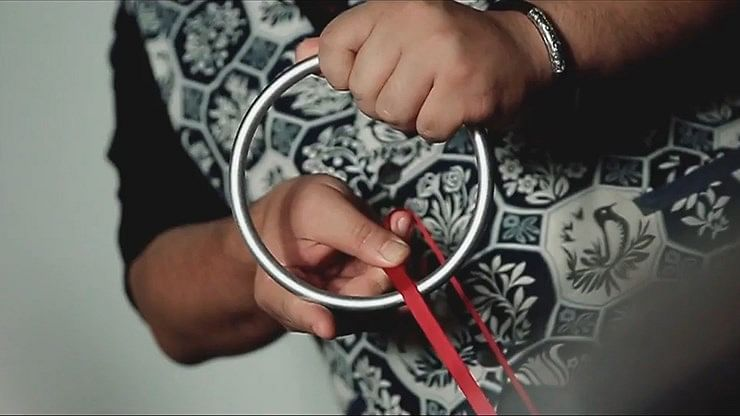 DELUXE RING AND ROPE - magic