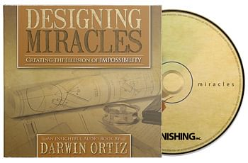 Designing Miracles Audio Book - magic