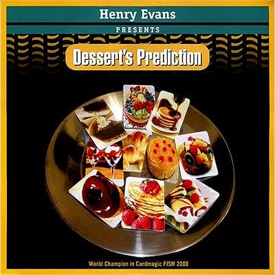 Dessert's Prediction - magic