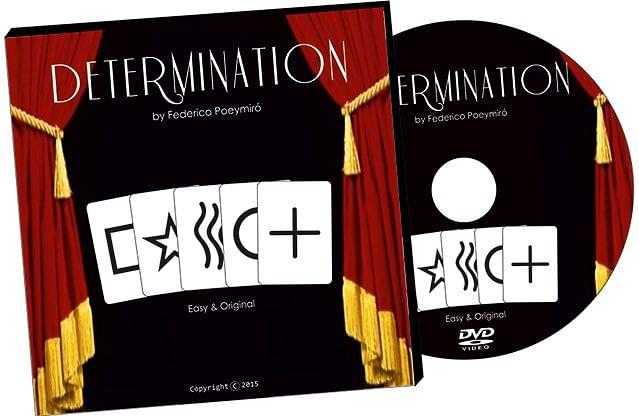 Determination - magic