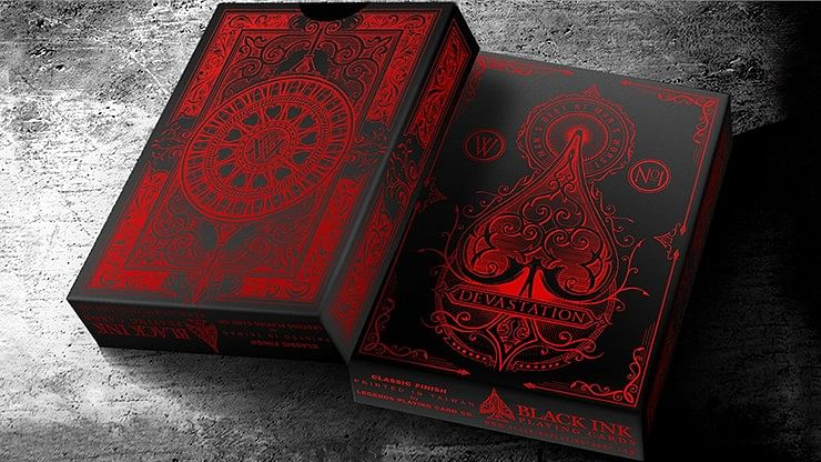 Devastation Playing Cards (Standard Edition) - magic