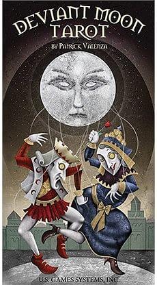 Deviant Moon Tarot Deck - magic