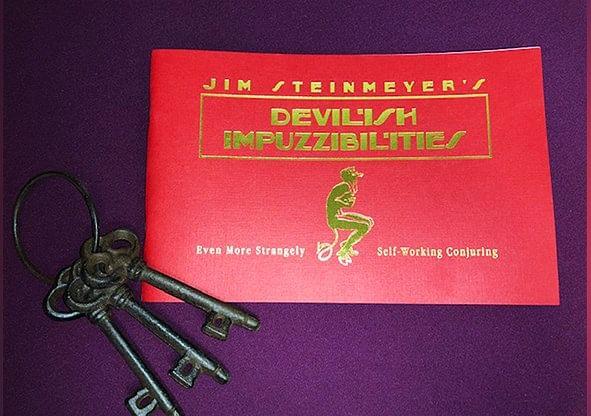 Devilish  Impuzzibilities - magic