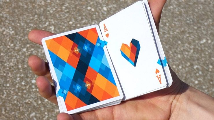 Diamon No. 12 Playing Cards (Summer 2019 Edition)