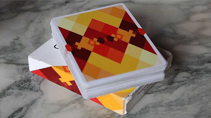 Diamon Playing Cards No. 5 (Winter Warmth) - magic