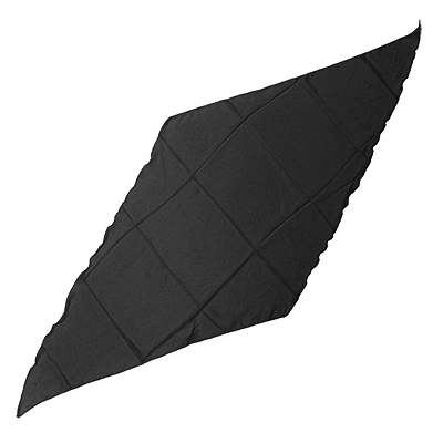"Diamond Cut Silk 36"" (Black) - magic"